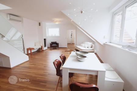 3 bedroom apartments for sale in Austria. Four-room penthouse with roof terrace in Vienna, Wieden area