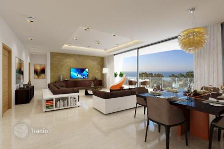 New homes for sale in Cyprus. Luxury 3 Bedroom Apartment and Penthouse — Limassol Tourist Area