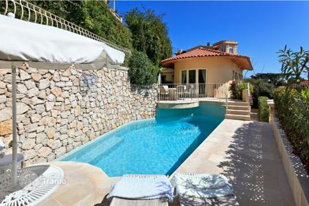 Luxury 5 bedroom houses for sale in France. Сharming villa in Cap d'Ail on the Cote d'-Azur