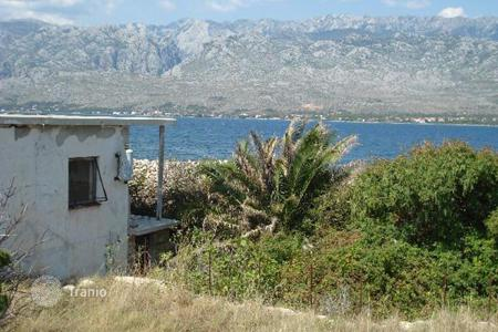 Coastal land for sale in Zadar County. Development land - Zadar, Croatia