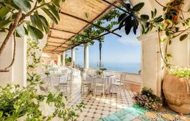 Coastal residential for rent in Italy. Villa – Positano, Campania, Italy