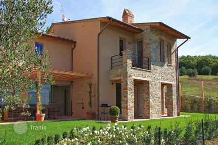 Residential for sale in San Casciano dei Bagni. New built villa for sale in Tuscany