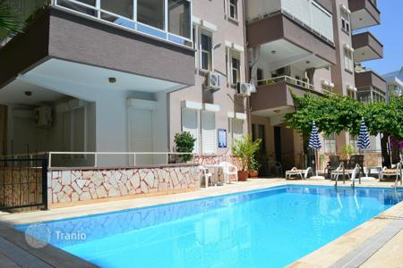 Cheap apartments with pools for sale in Western Asia. Inexpensive apartment near the sea in Alanya