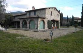 Luxury 3 bedroom houses for sale in Florence. Stone three-level villa in Florence, Tuscany, Italy