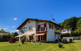 Property for sale in Ascain. Two-level villa in Basque style overlooking the river, in Ascain, Aquitaine, France
