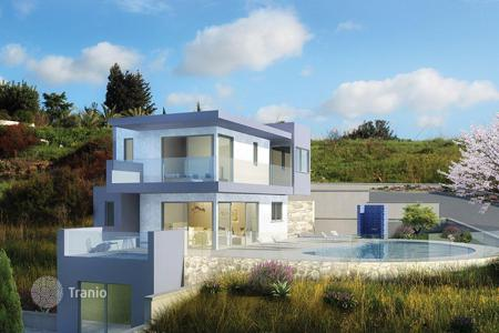 Off-plan property for sale in Paphos. Spacious villas in a prestigious development in Pafos, Cyprus