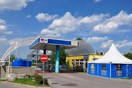 Commercial property for sale in the Czech Republic. Filling station – Prague, Czech Republic