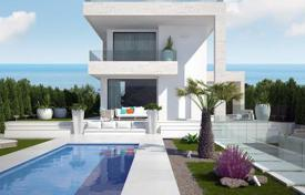Houses from developers for sale in Southern Europe. Modern villa en Orihuela, Spain