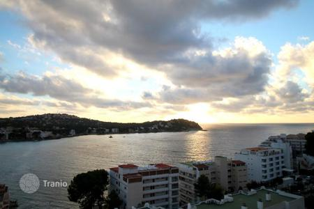 Residential for sale in Calvia. Cozy apartment with fantastic sea view in Santa Ponsa, Majorca, Balearic Islands, Spain