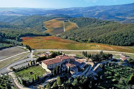 3 bedroom villas and houses to rent in Tuscany. Villa - Siena, Tuscany, Italy