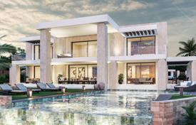 Elite villa with two terraces, a pool and sea views, Sierra Blanca, Marbella, Spain for 5,895,000 €