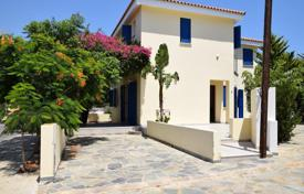 4 bedroom houses for sale in Protaras. Four Bedroom Sea Front Villa with Title Deed in Agia Triada