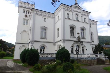 Chateaux for sale in the Czech Republic. Castle – Teplice, Usti nad Labem Region, Czech Republic
