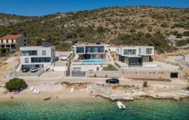 Exclusive furnished villa on the first line from the sea in Rogoznica, Šibenik -Knin County, Croatia for 2,300,000 €