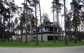 Residential for sale in Adazi Municipality. A private house for sale near the lake