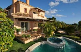 Coastal property for sale in Marbella. Mediterranean style villa 300 meters from the sea, Marbella, Costa del Sol, Spain