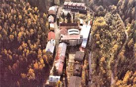 Development land for sale in Karlovy Vary. Large plot of land with a complex of historic buildings, on the territory of the spa resort of Karlovy Vary, Czech Republic