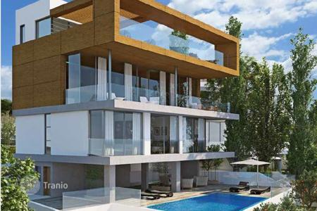 Luxury houses with pools for sale in Limassol. Villa – Pareklisia, Limassol, Cyprus