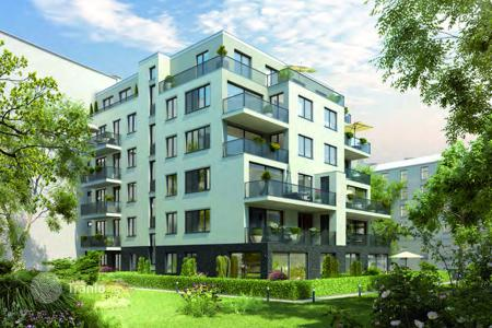 Residential from developers for sale in Europe. One bedroom apartment in a new building in the district of Schöneberg