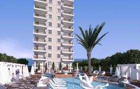 2 bedroom apartments from developers for sale overseas. Apartments on the first line in Mahmutlar
