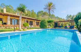4 bedroom villas and houses to rent in Majorca (Mallorca). Villa – Majorca (Mallorca), Balearic Islands, Spain
