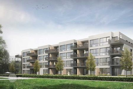 New homes for sale in Stahnsdorf. New built one- and two-bedroom apartments with garden or balcony in Stahnsdorf