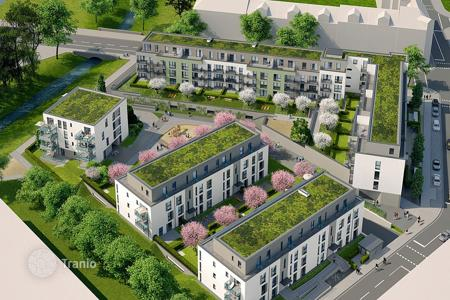 1 bedroom apartments for sale in North Rhine-Westphalia. One-bedroom apartment in a new residential complex in Düsseldorf