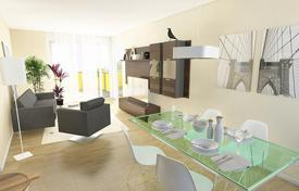 Cheap 2 bedroom apartments for sale in Austria. Cozy three-room apartment with a large balcony in a new building in Gösting, Graz