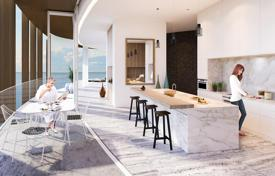 Apartments for sale in Ayia Napa. Apartments with covered terraces and sea views in a new residence with a marina, private beaches and a spa, Ayia Napa, Cyprus