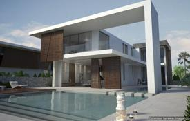 5 bedroom houses for sale in Famagusta. Villa with private garden and swimming pool, in sea front residence, in Ayia-Napa, Cyprus