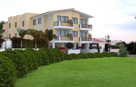 Luxury property for sale in Paphos. Building with eight apartment and a three bedroom detached house