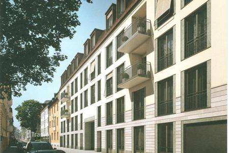 1 bedroom apartments for sale in Munich. Cozy apartment in a new building in Munich