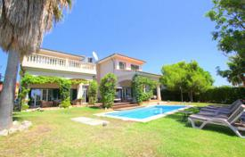 Sunny villa with a private garden, a pool, terraces and a parking, Cala Vinas, Spain for 1,195,000 €