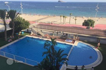 3 bedroom apartments for sale in Benidorm. Apartment of 3 bedrooms with sea-view in a fully-equipped complex in Benidorm