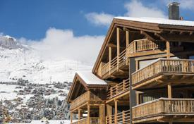 3 bedroom apartments to rent in Switzerland. Spacious apartment with a balcony, a hammam, a sauna, shared boot room and a parking, 200 m to lift, Verbier, Switzerland
