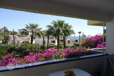 Cheap 1 bedroom apartments for sale in Canary Islands. Quiet Apartment overlooking Aguila Playa