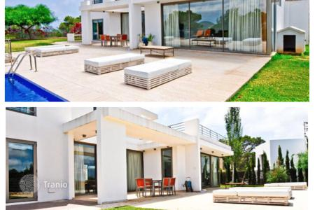 Coastal houses for sale in Balearic Islands. Villa – Roca Llisa, Ibiza, Balearic Islands,  Spain