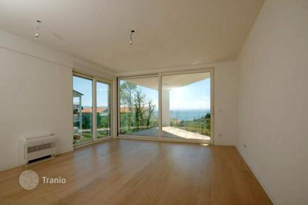 "Coastal apartments for sale in Ičići. Modern apartment with sea views in the new building of class ""lux"" in respectable resort Icici, Opatija"