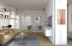 Apartments with pools for sale in Barcelona. New two-bedroom apartment in Les Corts, Barcelona, Spain