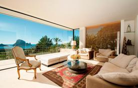 Spacious seaview villa with guest apartments, a garden, a steam bath and a pool, Ibiza, Spain for 3,300,000 €