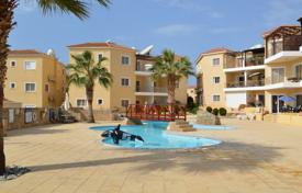 Apartments with pools for sale in Universal. Furnished apartment in a prestigious area of Paphos — Universal