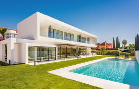 Three-level new villa in a modern style, New Andalusia, Marbella, Spain for 3,550,000 €