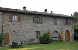 Traditional stone XV century villa in Chianni, Tuscany, Italy for 1,650,000 €