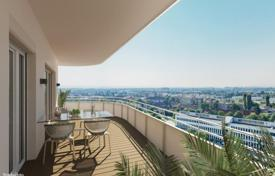 Apartments for sale in Austria. Three-bedroom apartment with a large panoramic balcony in Graz