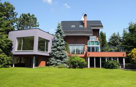 Luxury residential for sale in the Czech Republic. Villa with unrivalled plot is situated in well-known location Jevany, close to Prague