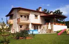 5 bedroom houses by the sea for sale in Administration of Macedonia and Thrace. Detached house – Sane, Chalkidiki (Halkidiki), Administration of Macedonia and Thrace,  Greece