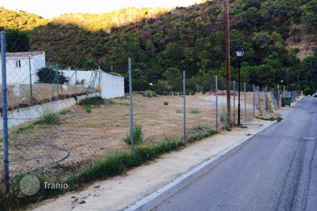 Development land for sale in Benahavis. Plot for sale in Benahavis Centro, Benahavis