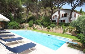 Luxury houses with pools for sale in Premià de Dalt. Fully villa with seaviews