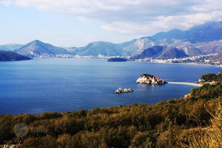 Development land for sale in Budva. Development land – Blizikuće, Budva, Montenegro