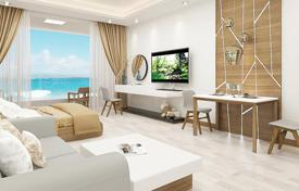 Property for sale in Southeastern Asia. New apartments in Cam Ranh, Vietnam. Oceanfront residence with a tennis court. Guaranteed rental income of 10%!